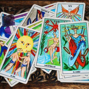 Tarot y Horóscopos: cosas en común