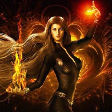 Piromancia: la adivinación a través del fuego